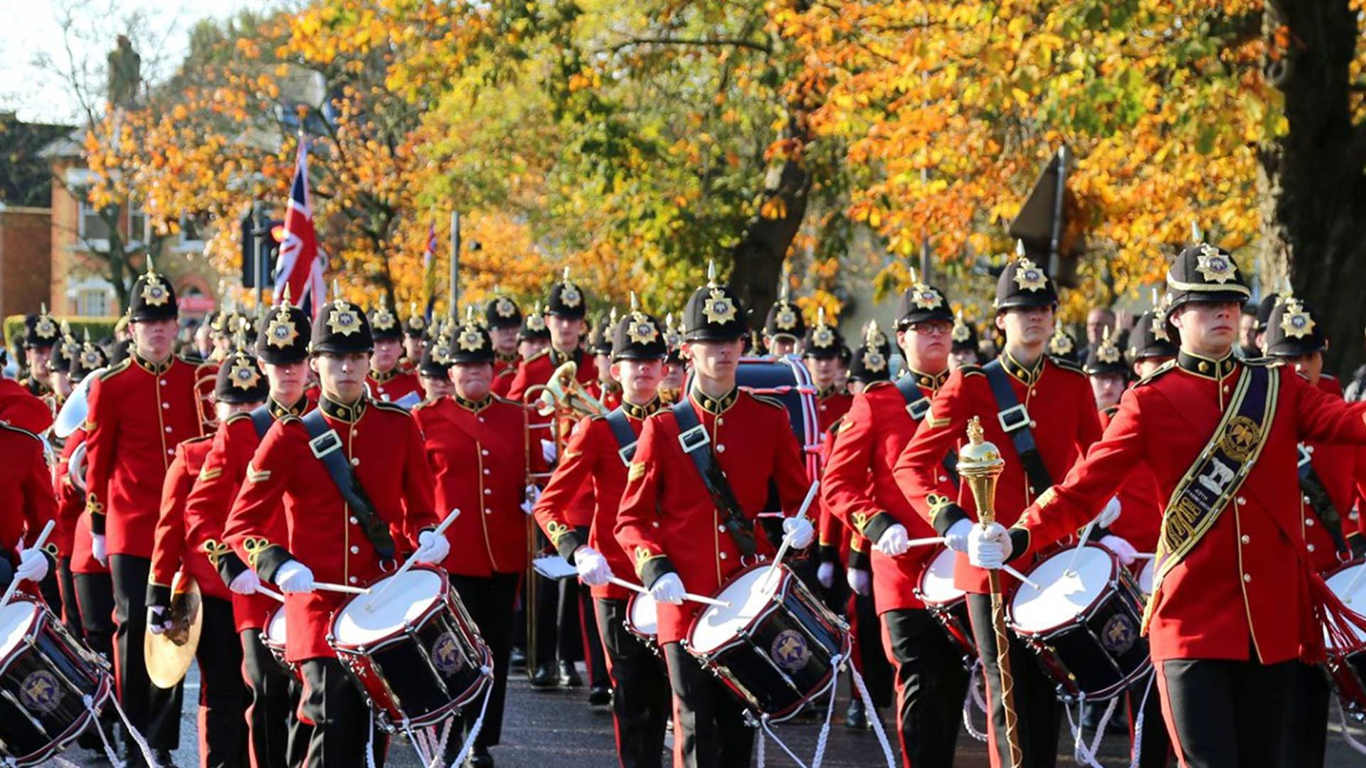 Join the Brentwood Imperial Youth Band